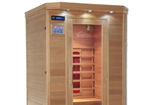 home deluxe redsun m infrarotkabine test und vergleich. Black Bedroom Furniture Sets. Home Design Ideas